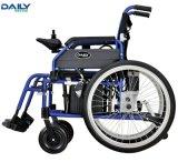 ジョイスティックのコントローラが付いている24台のインチのFoldable電動車椅子