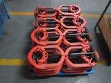 """Machine de découpage froid manuelle de pipe 6 """" - 8 """" outils à main (H8S)"""