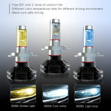 Оптовая фара 9005 H13 H11 H7 12V 24V автоматическая делает H4 шарики водостотьким фары автомобиля СИД