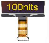 3.12-duim de Brede Verhouding 10000:1 van het Contrast van de Temperatuur P.m. OLED Hoge