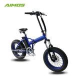 [500و] كهربائيّة يطوي دراجة مع [ليثيوم بتّري] لأنّ عمليّة بيع