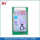 Lcd-Bildschirmanzeige mit weiße Hintergrundbeleuchtung Htn positivem LCD Bildschirm