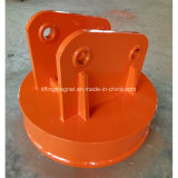 Magnete di sollevamento dello scarto d'acciaio per l'escavatore