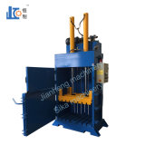 Macchina idraulica verticale della pressa per balle di alta qualità Ved40-11070 con il certificato del Ce