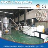 Granello di plastica di Caldo-Taglio del PVC che fa macchina, espulsore del PVC