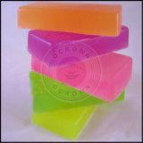 Polvere acrilica del pigmento di pendenza al neon fluorescente di Ombre per arte del chiodo
