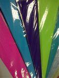 50X200cm impressas em papel crepe de cor sólida