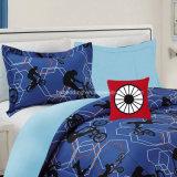 Ebayのオンラインベストセラーの子供か子供慰める人またはカーテン一定の小さいMOQの寝具セット