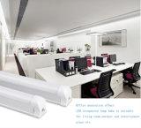 Qualidade Integrated quente 18W do projeto da câmara de ar da lâmpada do suporte do vendedor 1200mmt8. Câmara de ar fluorescente do diodo emissor de luz