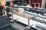 Pasta de Papelão Ondulado Gluer automática dos pacotes e máquina a máquina