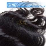 Cheveux humains brésiliens, Clip-dans l'onde de corps de cheveu