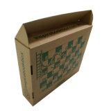 Kraftpapier-Verschiffen-Kasten mit Entwurfs-Drucken