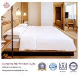 Zeitgenössische Hotel-Möbel mit den Bettwäsche-Raum-Möbeln eingestellt (YB-P-1)