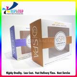 Bester Preis-weicher Papierfenster-Kasten für Kosmetik