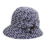Verschiedener Farben-Wolle-Winter-Hut mit Customed Entwurf