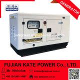 de Open Stille Overwinning Sumec van Diesel 50Hz/60Hz 10kVA/8kw Lege van de Generator