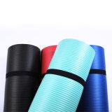 stuoia amichevole lunga supplementare di yoga di slittamento di 13mm a strati 180cm Eco NBR non