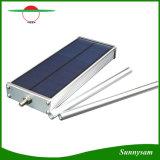 48 Sensor de movimento de radar de microondas de LED de luz solar 800lm Rua impermeável candeeiro de parede exterior iluminação de segurança