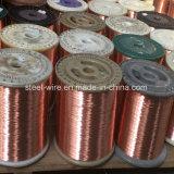 중국 도매 4mm 은기 도금된 구리 철사 99.99%