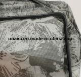 La couche TPU de coton imperméabilisent le sac de renivellement de poche d'organisateur de cas cosmétique