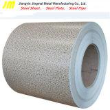 С полимерным покрытием PPGL оцинкованного валика /КАТУШКА Prepainted стальной лист