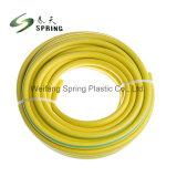 Renforcé résistant aux UV flexible en PVC flexible sur le jardin de l'eau