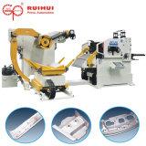 Автомат питания листа катушки с пользой раскручивателя и машины Uncoiler и резать в механическом инструменте