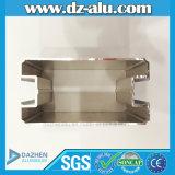 Profil en aluminium de Reunion Island pour des produits Qualicoat de porte de guichet