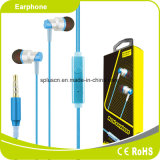 3,5 mm de alta qualidade para o fone de ouvido intra-auriculares Xiaomi iPhone e a Samsung