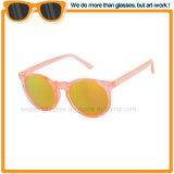 Promoção do desporto coloridos óculos de sol com a estrutura de PC UV400 óculos polarizados