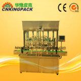 Four-Heads Full-Automatic Máquina de Llenado/máquina de llenado de salsa