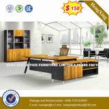 나무로 되는 최고 사무실 책상 OEM 상표 사무용 가구 (HX-D9045)