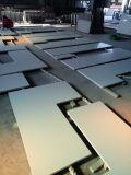 Polished белый кварц для верхней части тщеты и Countertop кухни