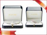 Ювелирные изделия Contex бумажные кладут коробки в коробку упаковки браслета ювелирных изделий способа
