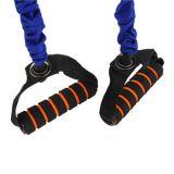 Fasce di esercitazione della corda di tiro di yoga della fascia di resistenza di addestramento di concentrazione di ginnastica del latice di gomma