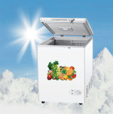 Congelatore superiore della cassa del portello 200L