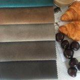 Canapé en velours gaufré Hometextile bronzage tissu