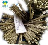 Staven van de Boring van het Messing van het Carbide van het wolfram de Samengestelde