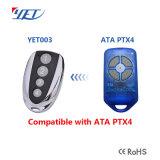 ATA Ptx4 차고 문 원격 제어 Ptx-4 보충