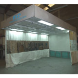 Vorbereitungs-Station/Wasser-Vorhang-Lack-Spray-Stand Btd6200A