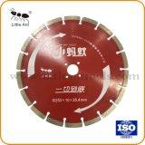 """10""""/250 мм режущий диск аппаратных средств алмазные пилы для резки камня"""