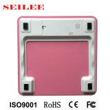 Индикация LCD маштаба электронного личного экрана жировых отложений здоровья стеклянная стеклянная