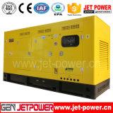 80квт бесшумный портативный Cummins дизельный генератор электрической энергии