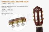 """39 """" chitarra classica superiore solida attillata Handmade (SC02AM)"""