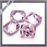 Свет CZ высокого качества - розовый синтетический диамант для серебряных ювелирных изделий