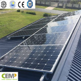 Il modulo solare monocristallino 275W incita la gente a godere della convenienza del sistema di energia solare
