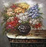 [هفي ويل] خاصّ بالأزهار مع إناء زهر [أيل بينتينغ] لأنّ جدار زخرفة