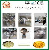 Suministro de fábrica de papas fritas de la Línea de Producción Industrial