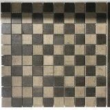 De Tegel van het Mozaïek van de Ceramiektegel van de Tegel van de Vloer van de bouw & van de Decoratie voor Balkon (Amber)