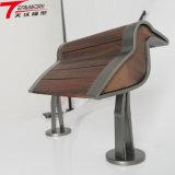 Hot vendre du grain du bois Pièces Prototype de modèle de l'ABS